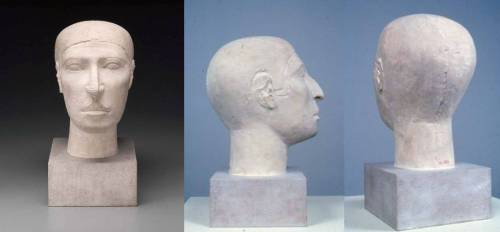 Magical head of Nofer from his tomb in Giza (G2110A). IV Dynasty. Museum of Fine Arts Boston. Photo: www.mfa.org