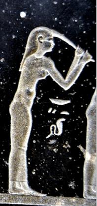 Cabello, peinados y pelucas en el antiguo Egipto - Página 2 Sarcophagus-of-the-royal-scribe-nesschutefnut-2
