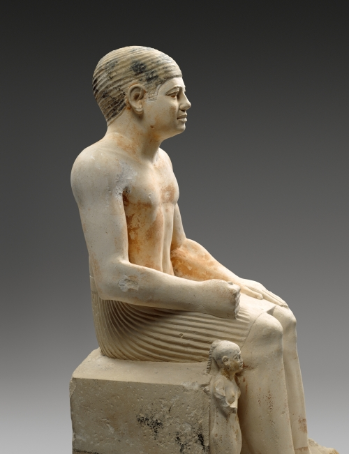 Daughter of Nikare. Ancient Egypt. Metropolitan Museum of Art of New York